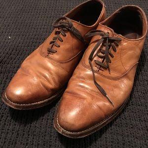 Allen Edmonds Brown Shoe
